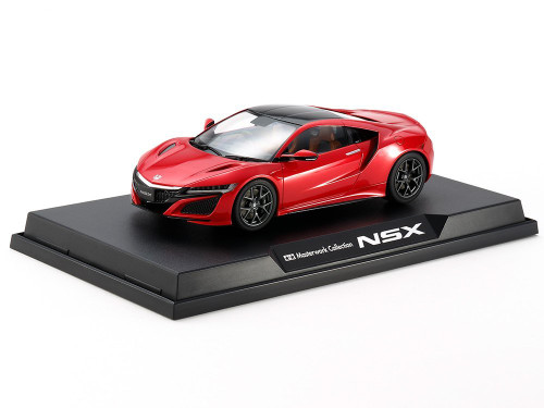 Tamiya 21157 NSX (Red) Masterwork Collection 1/24 Scale