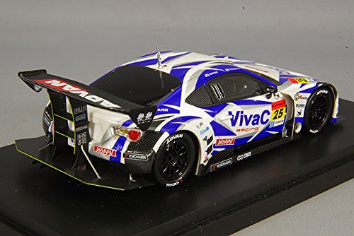 Ebbro 45303 SUPER GT300 2015 VivaC 86 MC No.25 1/43 scale