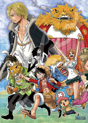 Ensky Jigsaw Puzzle 500-307 One Piece Get Sanji Back (500 Pieces)