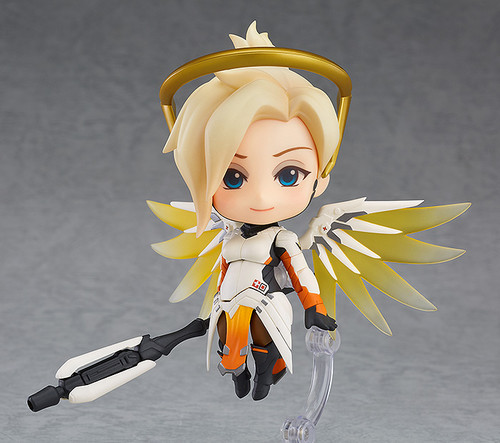 Good Smile Nendoroid 790 Mercy: Classic Skin Edition (Overwatch)