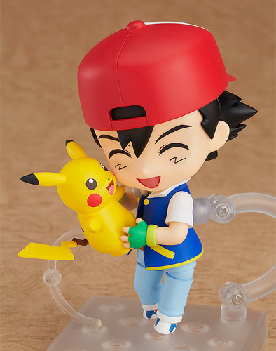 Good Smile Nendoroid 800 Ash & Pikachu (Pokemon)