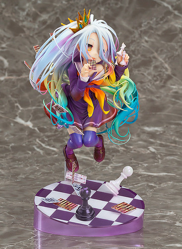 Good Smile Shiro 1/8 Scale Action Figure (No Game No Life)