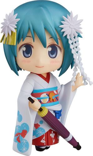 Good Smile Nendoroid 797 Sayaka Miki: Maiko Ver. (Puella Magi Madoka Magica The Movie)
