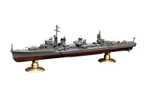 Fujimi FHSP-21 IJN Japanese Destroyer Yukikaze Full Hull DX 1/700 scale kit