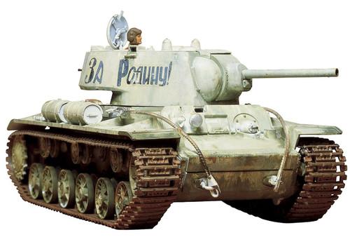 Tamiya 35066 KV-I (Type C) Russian Heavy Tank 1/35 scale kit
