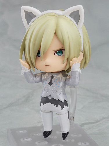 Good Smile Nendoroid 799 Yuri Plisetsky (YURI!!! On ICE)