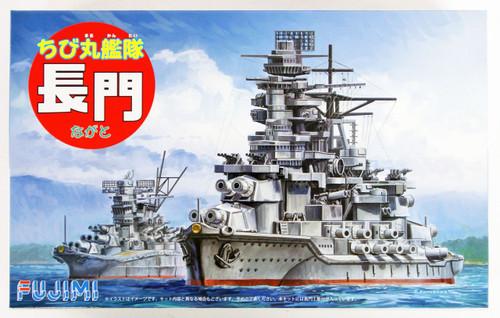 "Fujimi TK33 Chibi-maru Kantai Fleet IJN Battleship ""Nagato"" Non-scale kit"