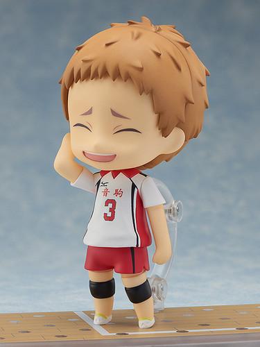 Good Smile Nendoroid 807 Morisuke Yaku (Haikyu!!)