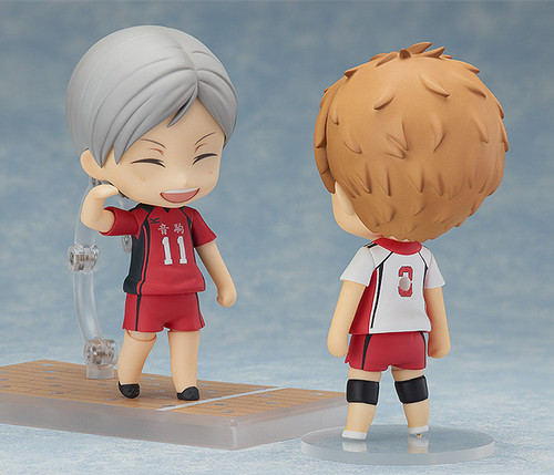 Good Smile Nendoroid 806 Lev Haiba (Haikyu!!)