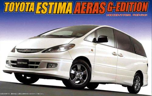 Fujimi ID-85 Toyota Estima Aeras G Edition 1/24 Scale Kit 036168
