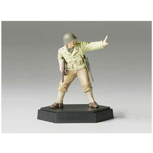 Tamiya 26006 Figure Collection U.S. Army Assault Infantry Non-commissioned officer A 1/35 Scale Completed (finished) Plastic Model Kit