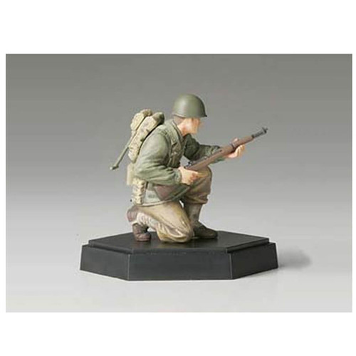 Tamiya 26009 Figure Collection U.S. Army Assault Infantry Rifleman B 1/35 Scale Completed (finished) Plastic Model Kit