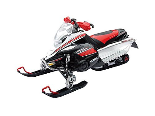 Aoshima Skynet 03906 YAMAHA SNOWMOBILE FX 1/12 scale Finished Model