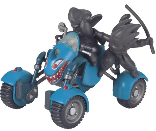 Bandai 176190 Dragon Ball Oolong's Road Buggy non Scale Kit  (Mecha Collection Dragon Ball No.06)