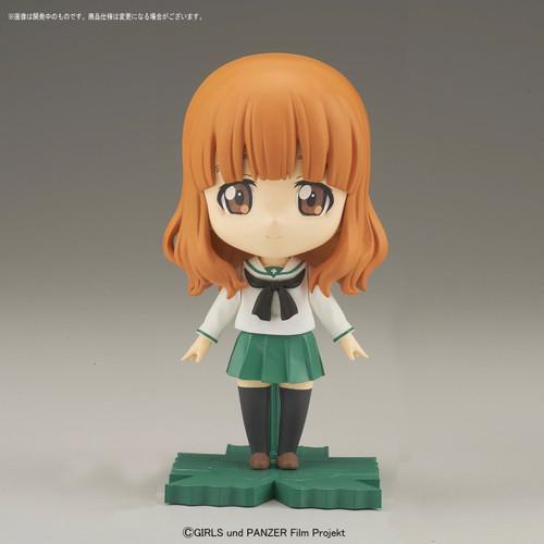 Bandai Petiture-Rise Girls Und Panzer Miho, Saori, Hana Plastic Model Kit 176206