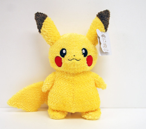 Pokemon Center Original Plush Doll Pikachu's Closet 826-228716