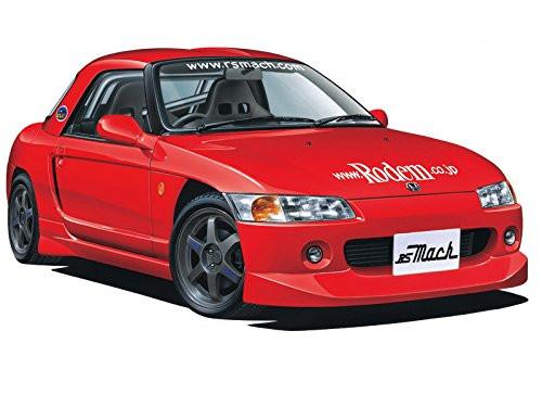 Aoshima 54352 RS MACH PP1 beat '91(Honda) 1/24 Scale Kit