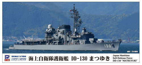 Pit-Road Skywave J-79 JMSDF DD-130 Matsuyuki 1/700 Scale Kit