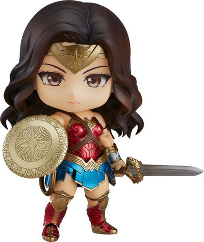 Good Smile Nendoroid 818 Wonder Woman: Hero's Edition