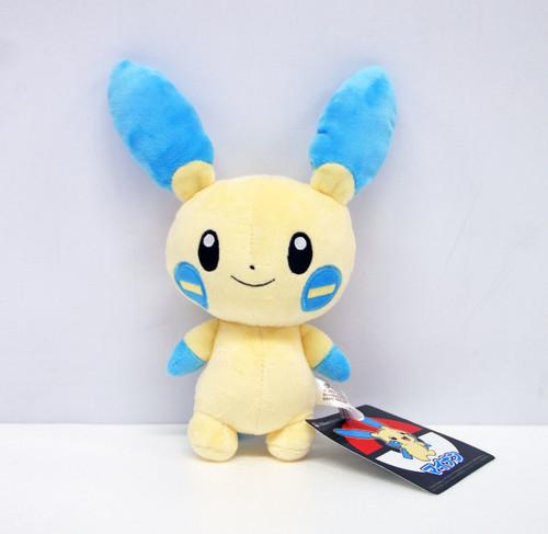 Pokemon Center Original Plush Doll Minun 902-226019