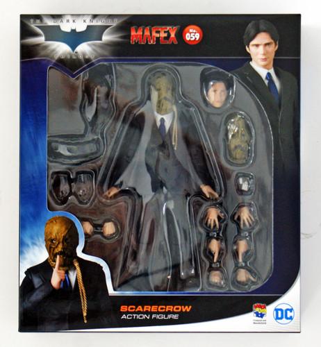 Medicom MAFEX 059 Scarecrow Figure (Batman The Dark Knight)