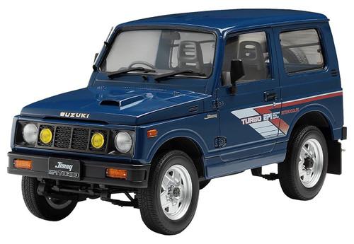 Hasegawa 20323 Suzuki Jimny (JA71-JCU Type) 1/24 Scale Kit