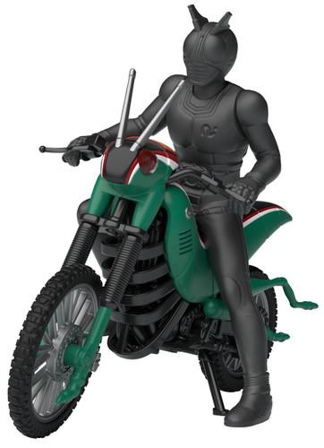 Bandai 197584 Kamen (Masked) Rider BATTLE HOPPER non Scale Kit (Mecha Collection Kamen Rider No.3)