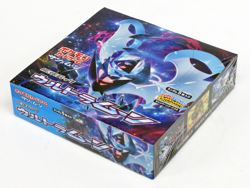 Pokemon Card Game SM5M Sun & Moon Ultra Moon Booster Pack BOX