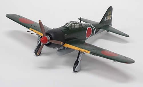 Doyusha 500880 Zero Fighter Type 52 No.1 203 Naval Aviation 1/72 Scale Model