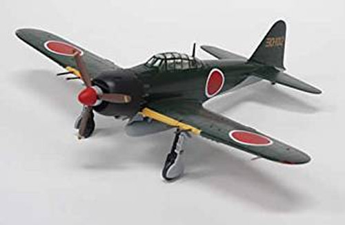 Doyusha 500910 Zero Fighter Type 52 No.4 302 Naval Aviation 1/72 Scale Pre-painted Model