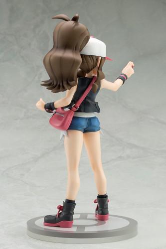 Kotobukiya PP701 ARTFX J Pokemon Hilda (Touko) with Tepig 1/8 Scale Figure