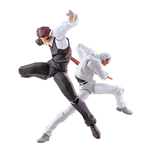 Kaiyodo Blood Blockade Battlefront Klaus & Zapp Twin Box Figure