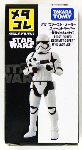 """Takara Tomy Disney Star Wars Metakore #17 First Order Stormtrooper """"The Last Jedi"""" 960072"""