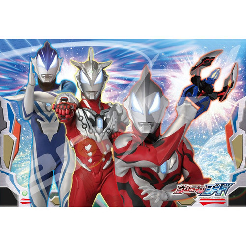 Ensky Jigsaw Puzzle 108-L594 Ultraman Geed Fusion Rise (108 L-Pieces)
