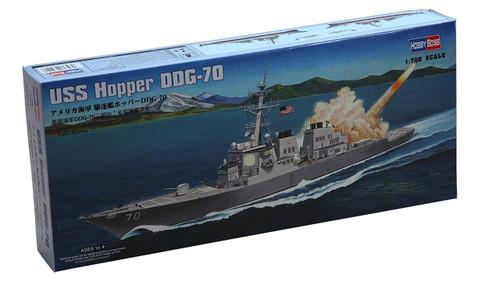 Doyusha 83411 USS Hopper DDG-70 1/700 Scale Plastic Kit