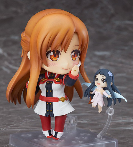 Good Smile Nendoroid 750c Asuna & Yui (Sword Art Online: Ordinal Scale)