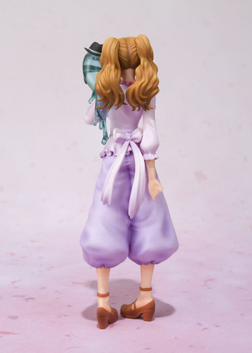 Bandai 186458 Figuarts ZERO Charlotte Pudding Figure (One Piece)