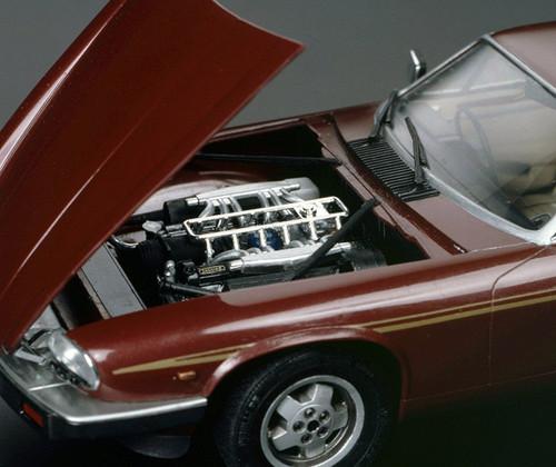 Hasegawa 20321 Jaguar XJ-S V12 1/24 scale kit