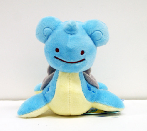 Pokemon Center Original Plush Doll Ditto Lapras (Laplace) 1021-231662