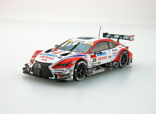 Ebbro 45378 SUPER GT GT500 2016 Champion Car DENSO KOBELCO SARD RC F No.39 1/43 scale