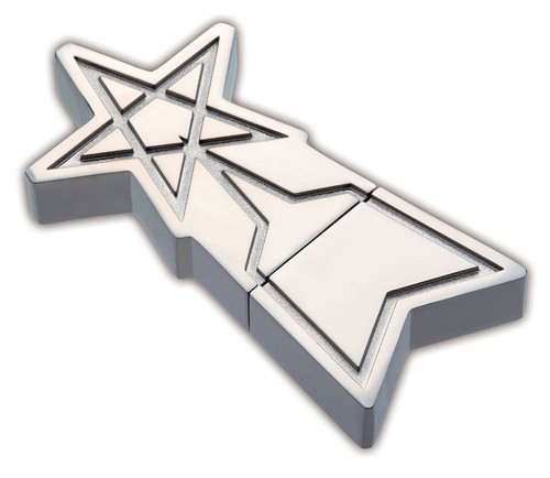 Hanayama Cast Huzzle (Puzzle) Ultraman Science Special Search Party Emblem Shooting Star