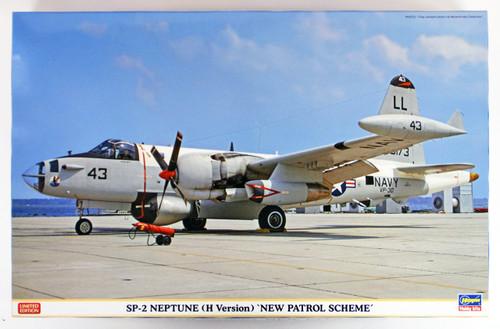 "Hasegawa 02258 SP-2 Neptune (H Version) ""New Patrol Scheme"" 1/72 scale kit"