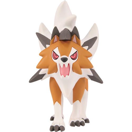 Takara Tomy Pokemon Moncolle EX ESP_15 Lycanroc (Lugarugan) Dusk Form