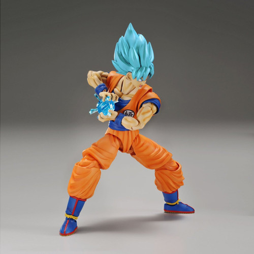 Bandai Figure-Rise Standard 195467 SUPER SAIYAN GOD SUPER SAIYAN SON GOKOU Plastic Model Kit