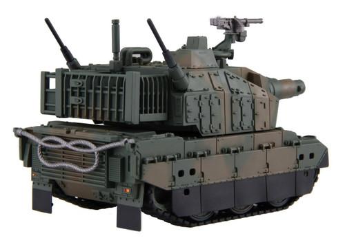 Fujimi TM1 Chibi-maru Military 1 JGSDF Type 10 Tank Non-scale kit