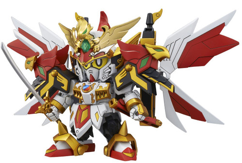 Bandai SD BB 403 Gundam MARK III DAISHOUGUN Plastic Model Kit