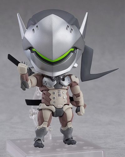 Good Smile Nendoroid 838 Genji: Classic Skin Edition (Overwatch)