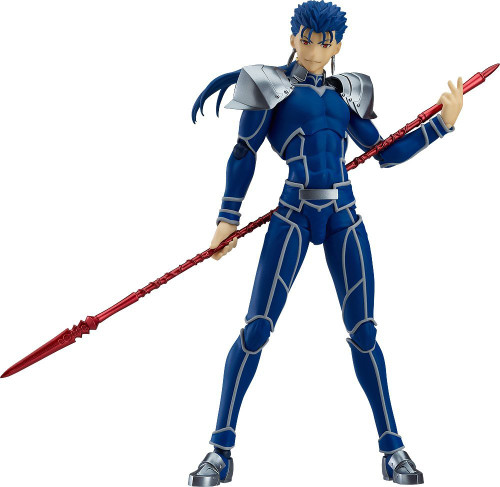 Max Factory figma 375 Lancer / Cu Chulainn (Fate/Grand Order)