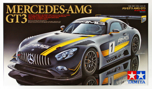 Tamiya 24345 Mercedes-AMG GT3 1/24 scale kit