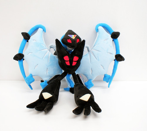 Pokemon Center Original Plush Doll Dawn Wings Necrozma 1117-233031